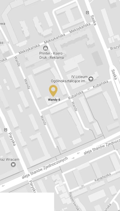 Mapa SO WHAT